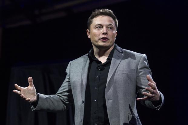 A file photo of Tesla Motors CEO Elon Musk. Photo: AP