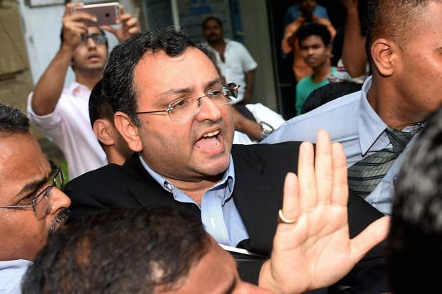 Cyrus Mistry, former chairman of Tata Sons. Photo: PTI