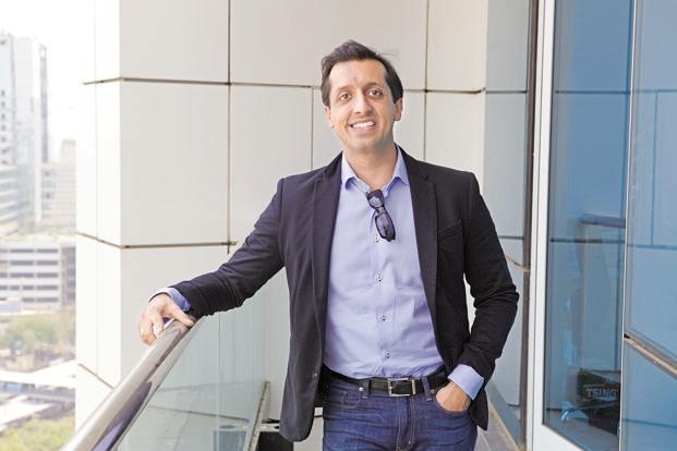 File photo. Last August, Rishi Jaitly was also appointed as the vice-president of media for Asia-Pacific and Middle East North Africa markets at Twitter. Photo: Abhijit Bhatlekar/Mint