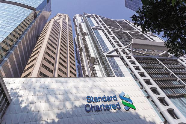 Standard Chartered CEO Bill Winters is looking to show he's stemmed the bank's losses, after a sharp drop in revenue last year drove it to its first annual loss since 1989. Photo: Bloomberg