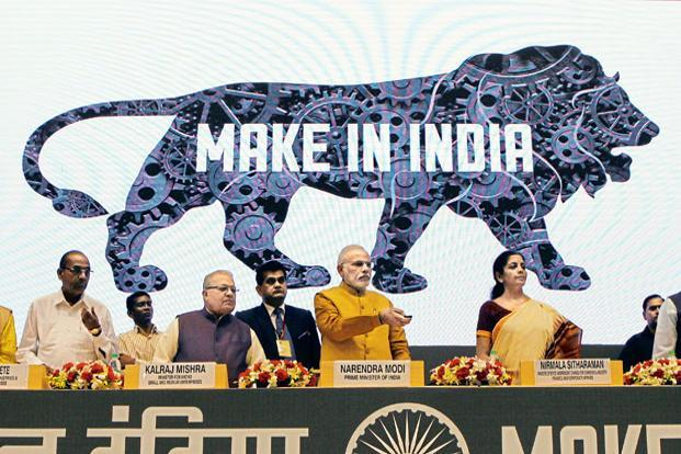 On the world stage, major nation branding campaigns include 'Come Back to Jamaica', an effective campaign to boost tourism, and more recently 'Make in India', aimed at encouraging businesses to manufacture in India. Photo: Hindustan Times