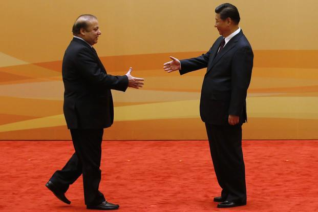 The vulnerability of the Chinese Corridor