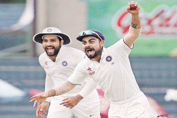 The five-match Test series against England begins in Rajkot on 9 November. Photo: Reuters