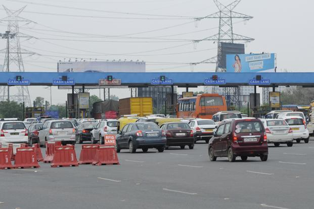 In 15 years, DND Flyway has earned Rs1,052 crore via toll collection and a cumulative net profit of Rs348 crore. Photo: Burhan Kinu/HT