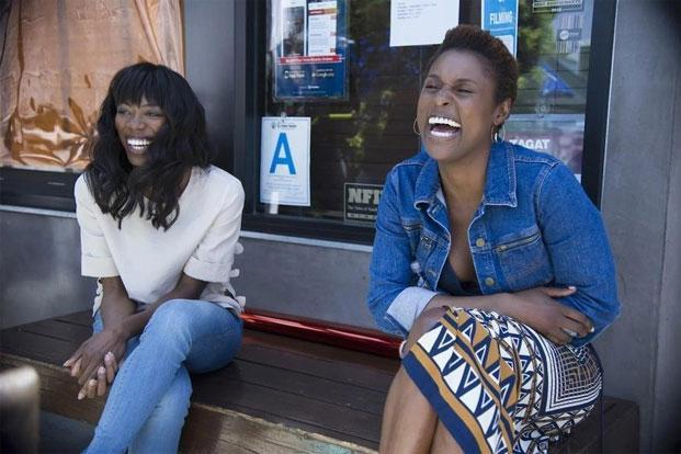 A still from 'Insecure'