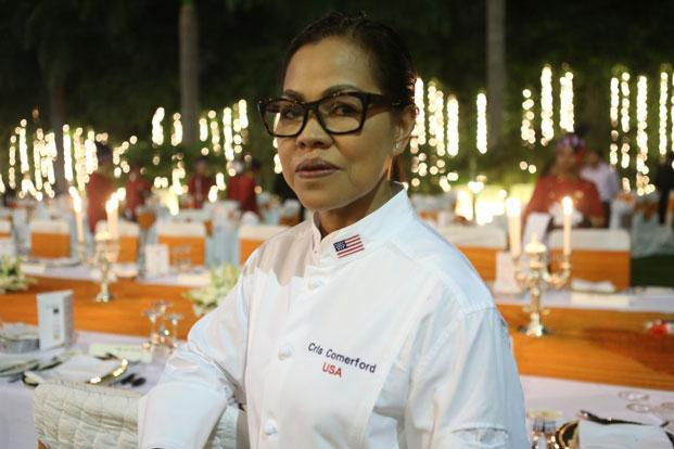 Cristeta Comerford, the 54-year-old Filipino-American, has been the White House head chef since 2005.