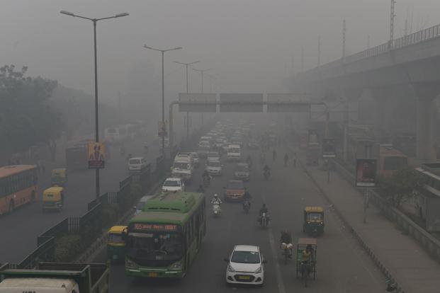 India has 13 of the 20 most polluted cities in the world, according to the World Health Organization. Photo: AFP