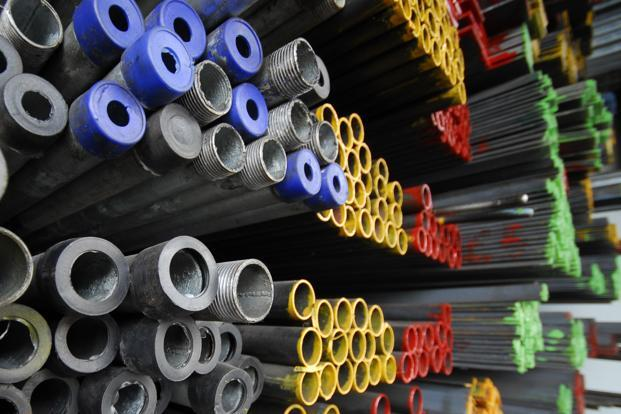 India has already slapped anti-dumping duty on certain cold-rolled flat steel products from four nations, including China and South Korea. Photo: Bloomberg