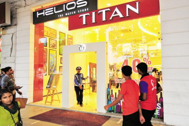 Titan is part of the Tata Group that is in turmoil after Tata Sons Ltd's chairman, Cyrus P. Mistry, was ousted.