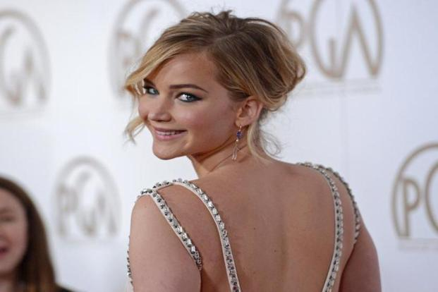 Jennifer Lawrence had highlighted the pay gap in Hollywood for female actors. Photo: Phil McCarten/Reuters