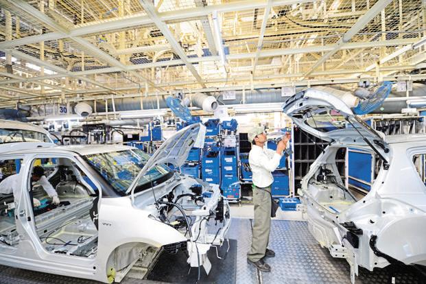 The new factory in Gujarat will manufacture models such as the Baleno hatchback, with vehicles for export also being considered due to Gujarat being a major port, says the report. File photo: Ramesh Pathania/Mint