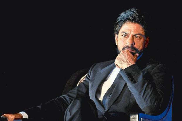 Bollywood star Shah Rukh Khan. Photo: Hindustan Times