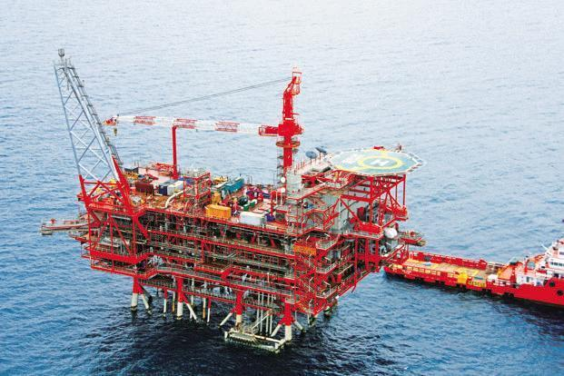 The $1.55 billion fine on Reliance Industries, BP Plc and Niko is for extracting gas from ONGC's deepwater block in the KG Basin for seven years.