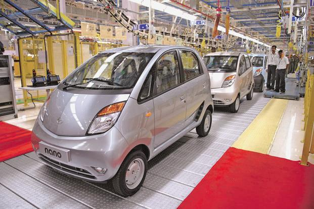Tata Motors has conceded that the Nano was a loss-making product, as the sales volumes that had been envisaged were far higher than the actual demand. Photo: Abhijit Bhatlekar/Mint