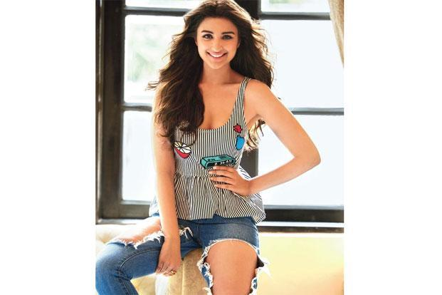 Parineeti Chopra. Photo: Ruchit Rajguru