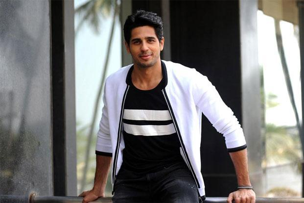 Sidharth Malhotra. Photo: AFP