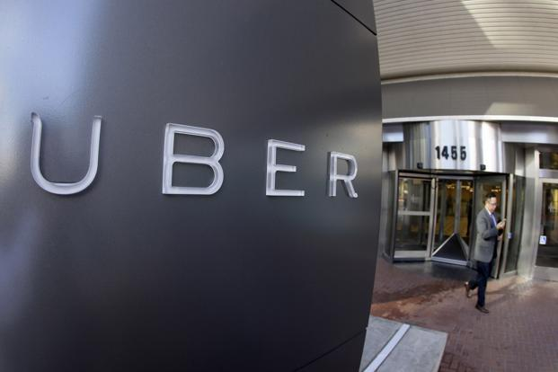 For frequent users of Uber, the new app will throw up shortcuts that predicts destination of a rider. Photo: AP
