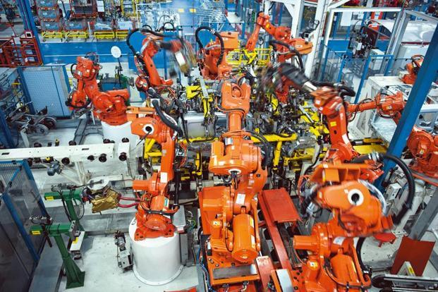 In order to cope with the big challenges in manufacturing in the future, India will have to build the requisite digital ecosystem and invest in newer technologies such as robotics and 3D printing. Photo: iStockphoto