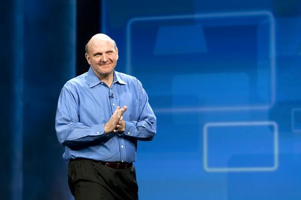 Steve Ballmer's documentation project, called USAFacts, exists in the form of hundreds of Excel files and 385 PowerPoint slides. Photo: Bloomberg