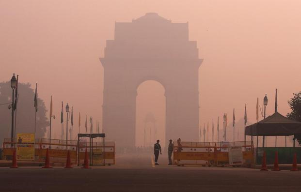 New Delhi is the worst city in the world for pollution. Photo: Reuters