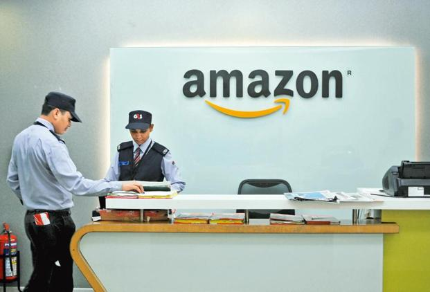 Amazon hosted the Great Indian Festival from 1-5 October and its sales jumped 2.7 times from last year. Photo: Reuters