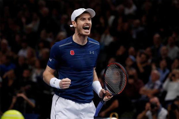 Andy Murray is the new world No.1. Photo: Reuters