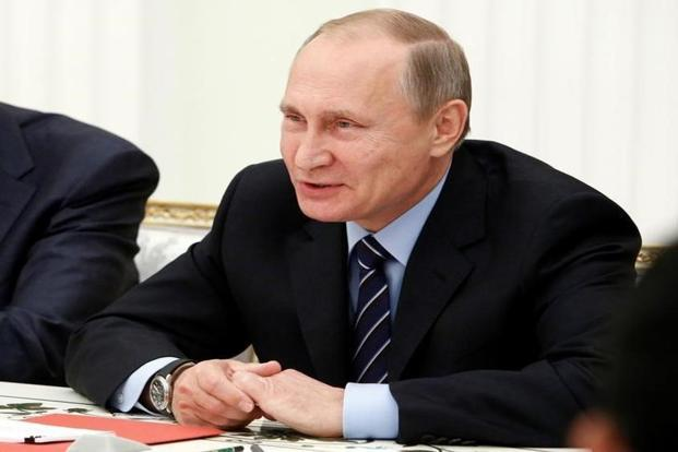 Vladimir Putin said he was sure a constructive dialogue between Moscow and Washington would serve the interests of both countries. Photo: Reuters