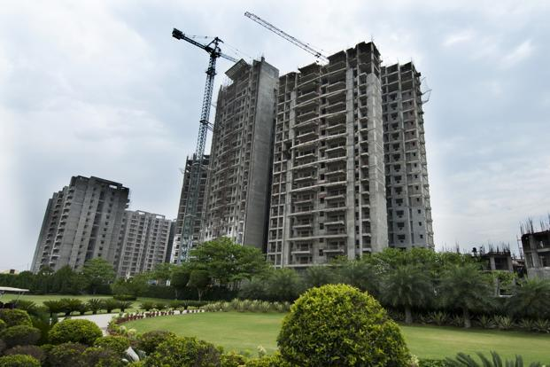 Land deals are also likely to be put on hold for some time. Note that the sector is already battling a prolonged demand slowdown. Photo: Ramesh Pathania/Mint