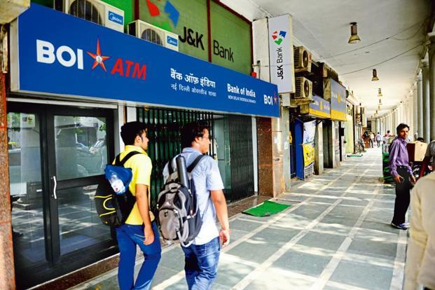 BOI's has earned profit before tax amounting to Rs495 crore from sale of 18% stake in Star Union Dai-ichi Life Insurance Company during second quarter. Photo: Pradeep Gaur/Mint