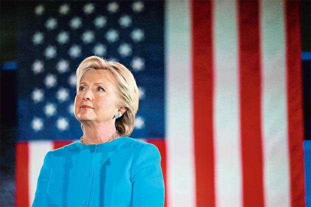 Hillary Clinton represented social liberalism. Photo: Brian Snyder/Reuters