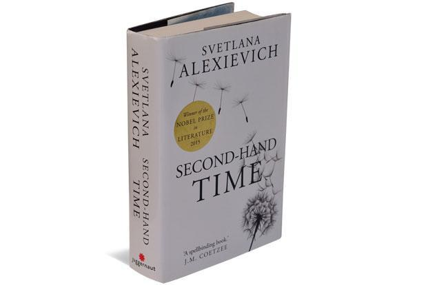 Second-Hand Time: By Svetlana Alexievich, Juggernaut, 571 pages, Rs699.