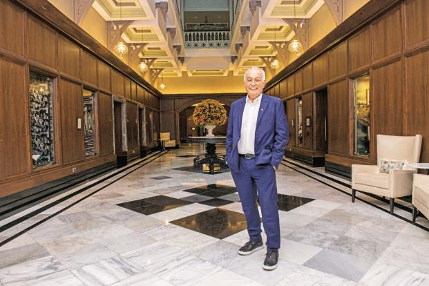 Bensadoun says, Aldo Group has retail stores, it wholesales its own brands, build lines for other retailers, and sells online. Photo: Aniruddha Chowhdury/Mint