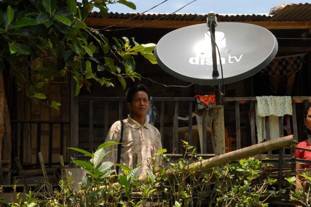 The combined entity called Dish Videocon Ltd would be positioned as the leading DTH operator in the country. Photo: Indranil Bhoumik/ Mint