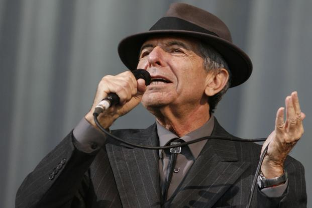 Leonard Cohen's songs 'are just so deep and full of the human experience, and yet so open to interpretation, which is what a singer craves'. Photo: Reuters