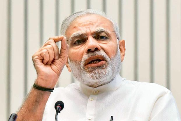 Prime Minister Narendra Modi.  It is clear that status quo is dying on us, a necessary condition for the country to realize its inherent potential. Photo: Hindustan Times
