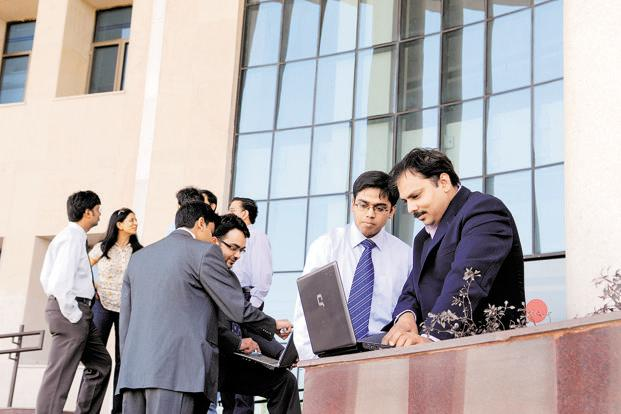 Most of Indian students are pursuing graduate courses predominantly in engineering, computer science and management streams. Photo: Mint