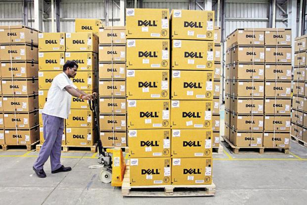 India is also the only country, outside of the US, where Dell has networking, storage and server R&D operations. Photo: Reuters