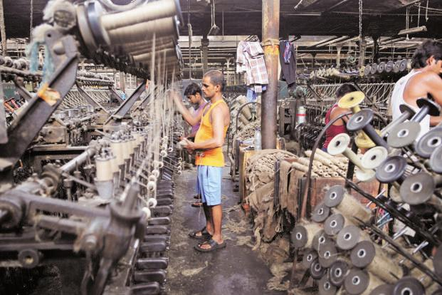 Mill owners said they had no idea how they will pay wages next week, and delaying wage payment will only make matters worse. Photo: Indranil Bhoumik/Mint