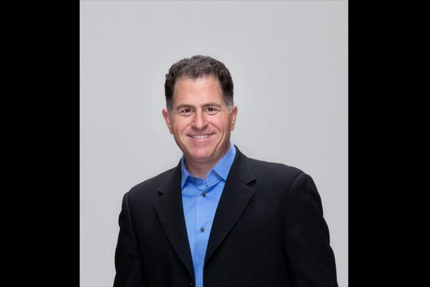 Michael Dell, chief executive of Dell.