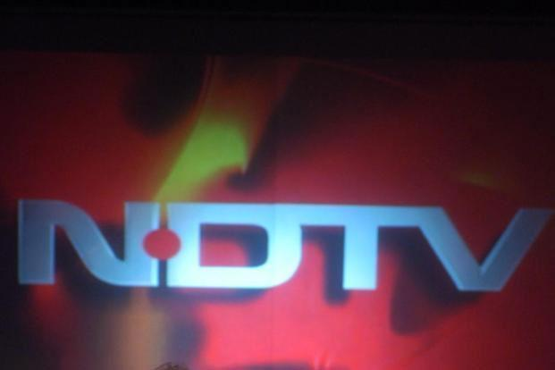 NDTV's television news business generated revenue of Rs106 crore in the September quarter, down from Rs113 crore in the same period last year. Photo: HT