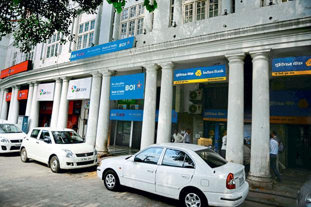 Of the 39 listed banks that have declared results for the September quarter (Jammu and Kashmir Bank is yet to release its numbers), 30 lenders saw their provision coverage ratio drop sharply from a year ago, with Axis Bank seeing the biggest drop in the ratio to 59% in the September quarter from 78% a year ago. Photo: Pradeep Gaur/Mint
