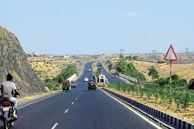 Bids have been invited in 45 packages of about 300 km each. Photo: Ramesh Pathania/Mint