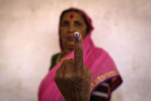 Mysore Paints and Varnish Ltd has been providing indelible ink to the Election Commission of India since 1962. Photo: Reuters