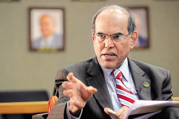Formet RBI governor D. Subbarao. Photo: Abhijit Bhatlekar/Mint