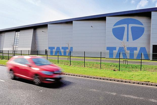 On NSE, Tata Steel stock dropped 7.84% to settle at Rs393.05 on Tuesday. A file photo: AFP
