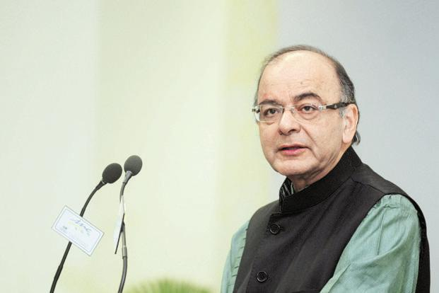A file photo of finance minister Arun Jaitley. Photo: Indranil Bhoumik/Mint