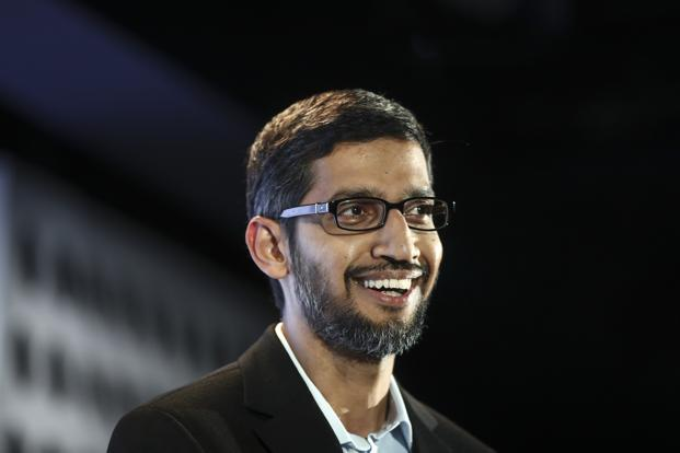Mayor of London Sadiq Khan called the announcement by Google chief Sundar  Pichai a 'vote of confidence' in the city. Photo: Bloomberg