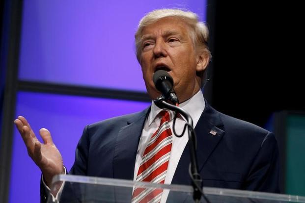 Donald Trump has promised to scrap all of President Barack  Obama's restrictions on fossil fuels to unlock more jobs for American people in the short term. Photo: Reuters