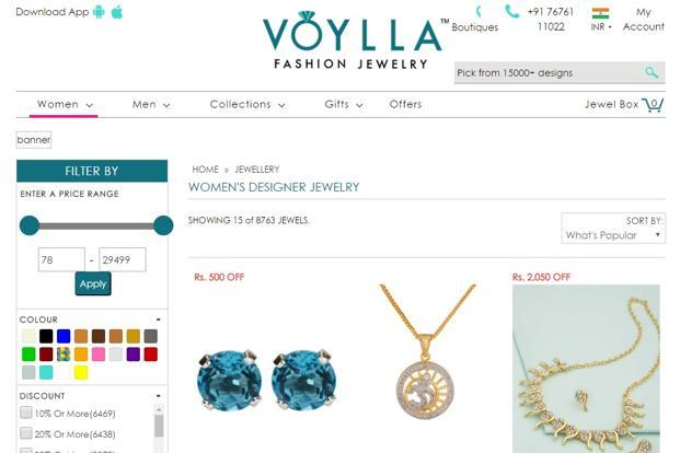 Backed by private equity firm Peepul Capital and Pune-based Snow Leopard Technology Ventures, besides angel investors, Voylla, raised $15 million in its latest round in October 2015.
