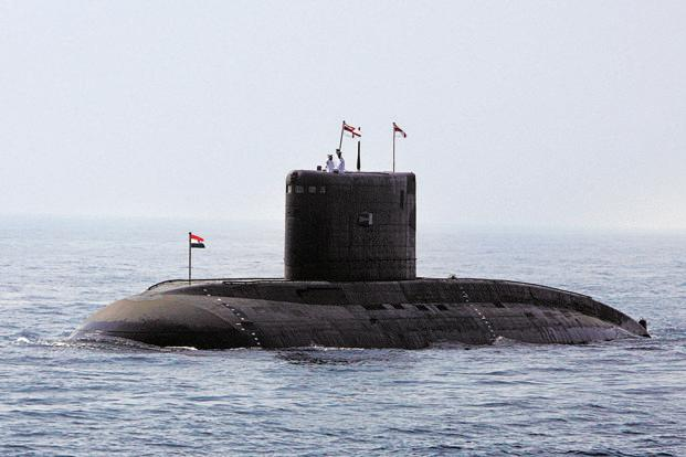 pakistan s claim about indian submarine lies india livemint